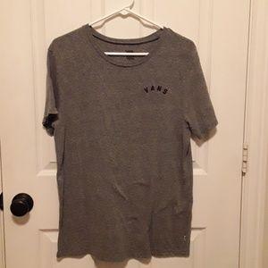 Van's t-shirt